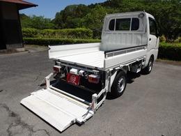 ダイハツ ハイゼットトラック 660 スタンダード エアコン・パワステレス 3方開 4WD 5速MT