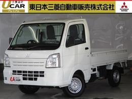 三菱 ミニキャブトラック 660 M 禁煙車 オートマ 誤発進抑制 エアコン