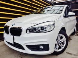 BMW 2シリーズグランツアラー 218d ナビRカメラALPINE後席モニター電動ハッチ