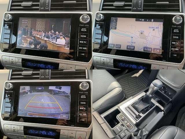 ナビ・TV・バックカメラと便利な装備はそろっております!!TVも鮮明な画面でお楽しみいただけますよ!