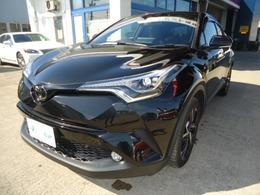 トヨタ C-HR 1.2 G-T LED エディション 4WD 純ナビ/TV/Bカメラ/Eスターター