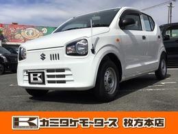 スズキ アルト バン 660 VP 軽自動車・4ナンバー・フロアMT車