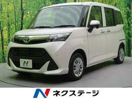 トヨタ タンク 1.0 X S 登録済未使用車 衝突軽減装置 電動スライド