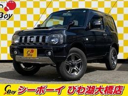 スズキ ジムニー 660 ランドベンチャー 4WD 5速MT ワンオーナー 社外SDナビ