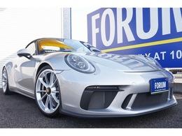 ポルシェ 911カブリオレ 991スピードスター ヘリテージデザインPKG 世界限定1948台 新車並行 6速MT 左H