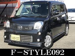 日産 モコ 660 X エアロスタイル /純正エアロ&ナビ&TV/スマートキー