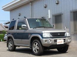 三菱 パジェロミニ 660 XR 4WD ナビ ワンセグTV キーレス