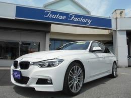 BMW 3シリーズ 320i Mスポーツ 6MT/LED/19アルミ/iセーフティー/Bカメラ