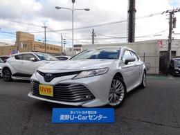 トヨタ カムリ 2.5 G レザーパッケージ ディスプレイオーディオ
