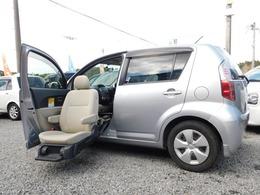 トヨタ パッソ 1.3 G ウェルキャブ 助手席リフトアップシート車 Aタイプ キーレス  ETC  電動格納ミラー