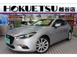 マツダ アクセラスポーツ 1.5 15S ワンオーナー・禁煙車・純正SDナビ