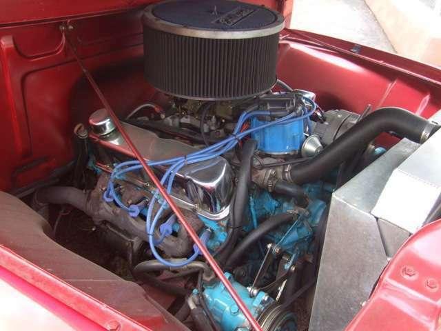 Fordモーター、ホーリーキャブレター600、