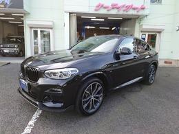 BMW X4 xドライブ30i Mスポーツ 4WD ディスプレイメーター20インチアルミ