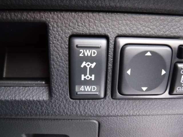 e-4WDで冬場も安心です★
