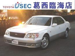 トヨタ セルシオ 4.0 C仕様 マルチレス ETC キーレス CD