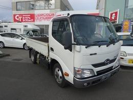 日野自動車 デュトロ トラック 2トン 平 4WD