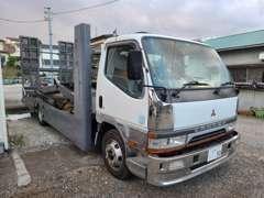 自社積載車あります。事故や故障でお乗り換えの方、事故車、故障車のレッカーサービスも有ります。