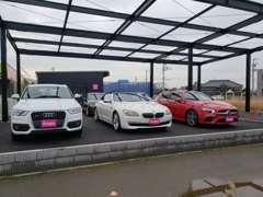 フルグルは新しい車の流通を目指します。