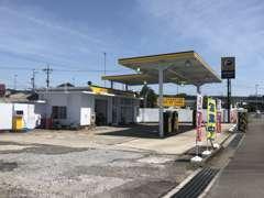 ガソリンスタンド、第2展示場をオープン!
