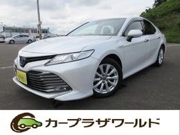 トヨタ カムリ 2.5 G 社外ナビTV Bカメラ 衝突被害軽減ブレーキ