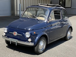 フィアット 500(チンクエチェント) ヌオーヴァ チンクエチェント 500F イタリア本国ワンオーナー車