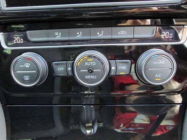 オートエアコン装備しています。ワンタッチで車内を快適に☆