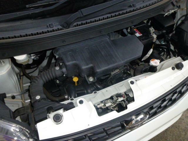 低燃費リッター25キロの3B20エンジン