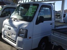 スバル サンバートラック 660 TB 三方開 4WD パワステ・エアコン付