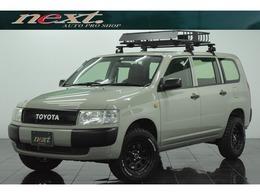 トヨタ プロボックスバン 1.5 DX 4WD リフトアップ キャリアラック カスタム