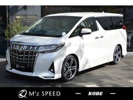 トヨタ アルファード 2.5 X 9型DA 両側PSドア ZEUS新車コンプリート