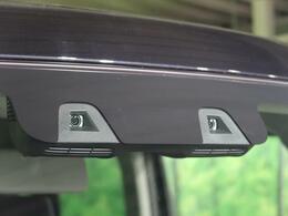 「デュアルカメラブレーキサポート」は2つのカメラを採用したステレオカメラ方式の衝突被害軽減システム