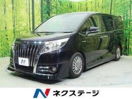 トヨタ エスクァイア 1.8 ハイブリッド Gi 純正10型ナビ 後席モニタ