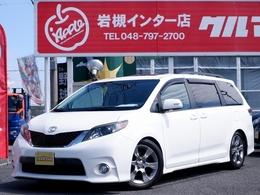 米国トヨタ シエナ SE SE