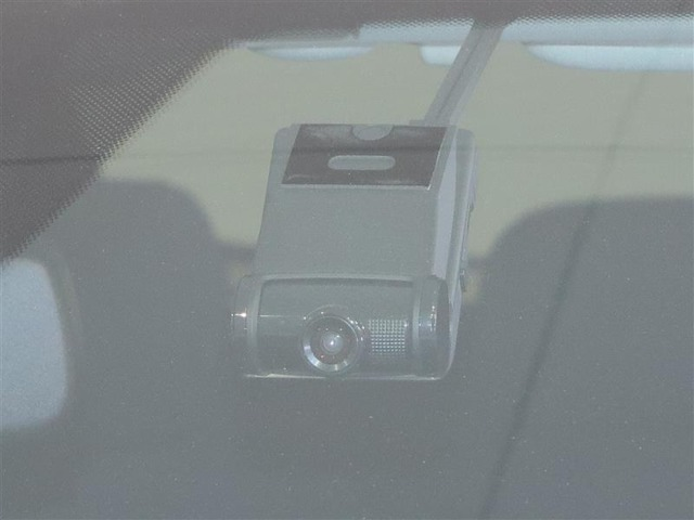 ドライブレコーダー付きでいざという時も安心です