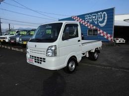 スズキ キャリイ 660 KCエアコン・パワステ 3方開 4WD 5速マニュアル車/走行距離2.5万キロ