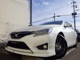 トヨタ マークX 2.5 250G モデリスタエアロ 車検4年6月