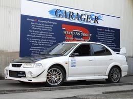 三菱 ランサーエボリューション 2.0 GSR VI 4WD 公認済7点式ロ-ルバ- 車高調 マフラ-