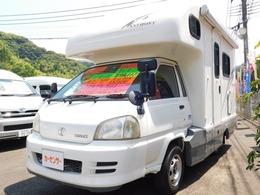トヨタ タウンエーストラック キャンピング AtoZ社製 ANTHONY