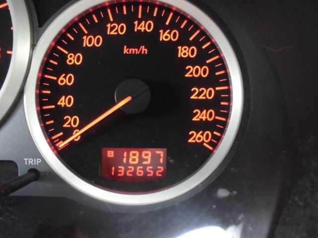 走行距離13.3万キロ!!
