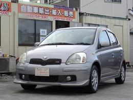 トヨタ ヴィッツ 1.3 RS 5速マニュアル車 修復歴無し走行70847KM171