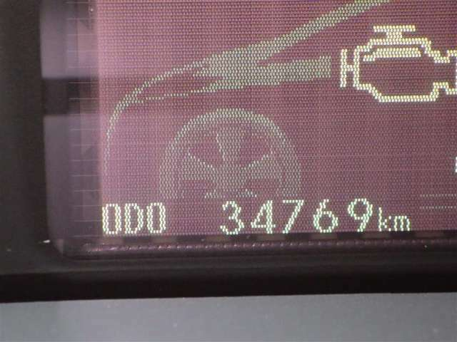 総走行距離です!トヨタロングラン保証で安心!