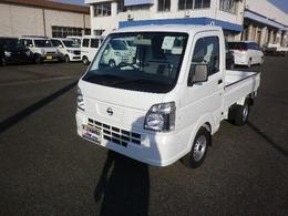 日産 NT100クリッパー 660 DX 農繁仕様 4WD 届出済未使用車