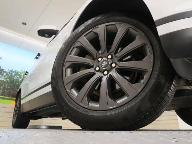 ◆純正20インチアルミホイールは、モデル別に開発されたジャガー・ランドローバー拘りのパーツの一つです。ホイールコーティングにより、美しいデザインを維持しやすくすることも可能です◆