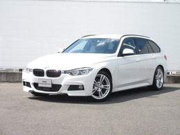 BMW 3シリーズツーリング 320d Mスポーツ 正規認定中古車 ワンオーナー HUD