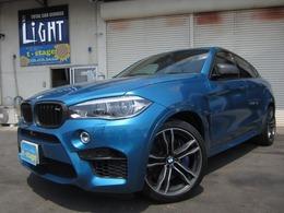 BMW X6 M 4.4 4WD 21インチアルミ検R2年12月2日サンルーフ