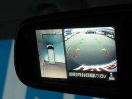 駐車をサポート アラウンドビューモニター