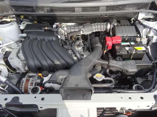 エンジンは1.5L