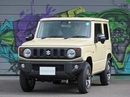 スズキ ジムニー 660 XC 4WD 届出済未使用車/LEDヘッドライト