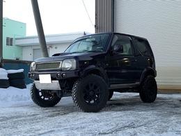 スズキ ジムニーワイド 4WD 1300cc リフトアップ