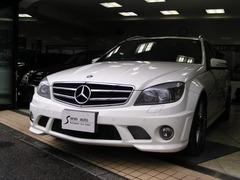 AMG Cクラスワゴン の中古車 C63 東京都品川区 245.0万円